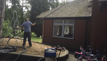 Gutter Cleaning - Ivan and Sons North London Gardeners