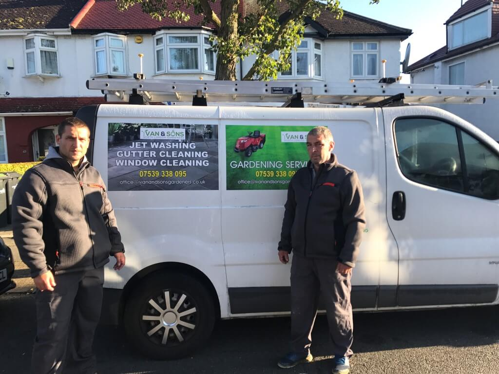 Gardeners Services in North London