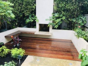 Deck Staining Cost North London