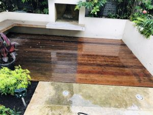 Decking Protection Services North London