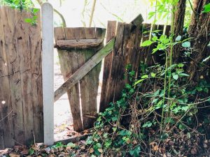 fence repair North West London
