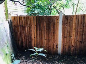 Fencing service in North West London