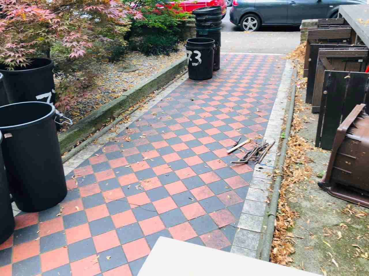 commercial patio cleaning company Finsbury Park