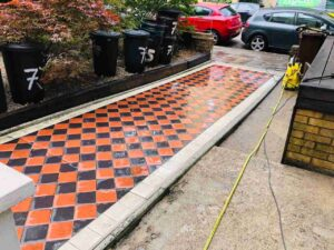 patio cleaning company Finsbury Park