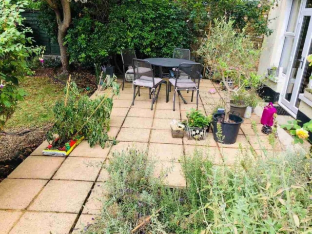 patio cleaning Finsbury Park