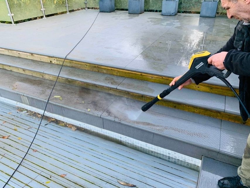 jet washing services North London