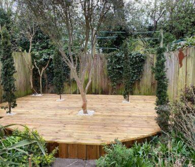 decking installation Hornsey